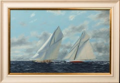 Shamrock IV & Resolute in the America's Cup 1920, 20th Century