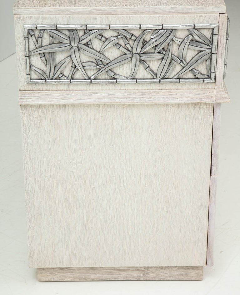 James Mont Chinoiserie Bamboo Dressers For Sale 2