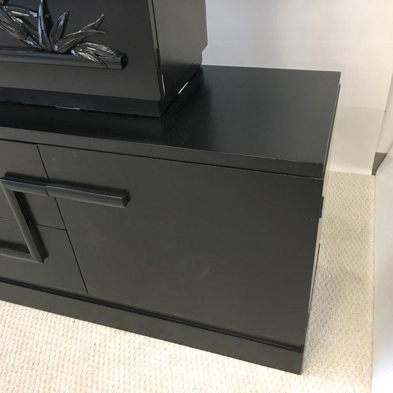 James Mont Console Cabinet For Sale 6