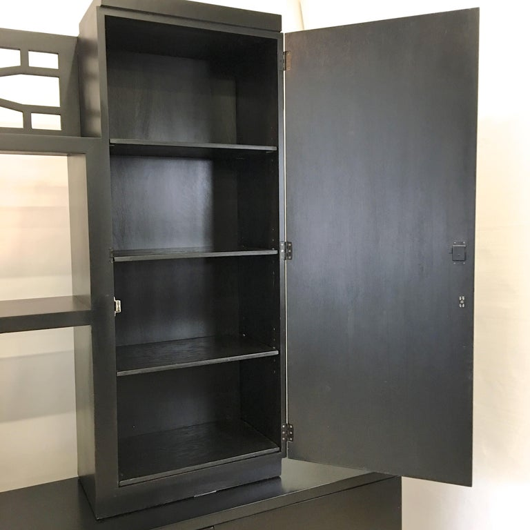 James Mont Console Cabinet For Sale 10