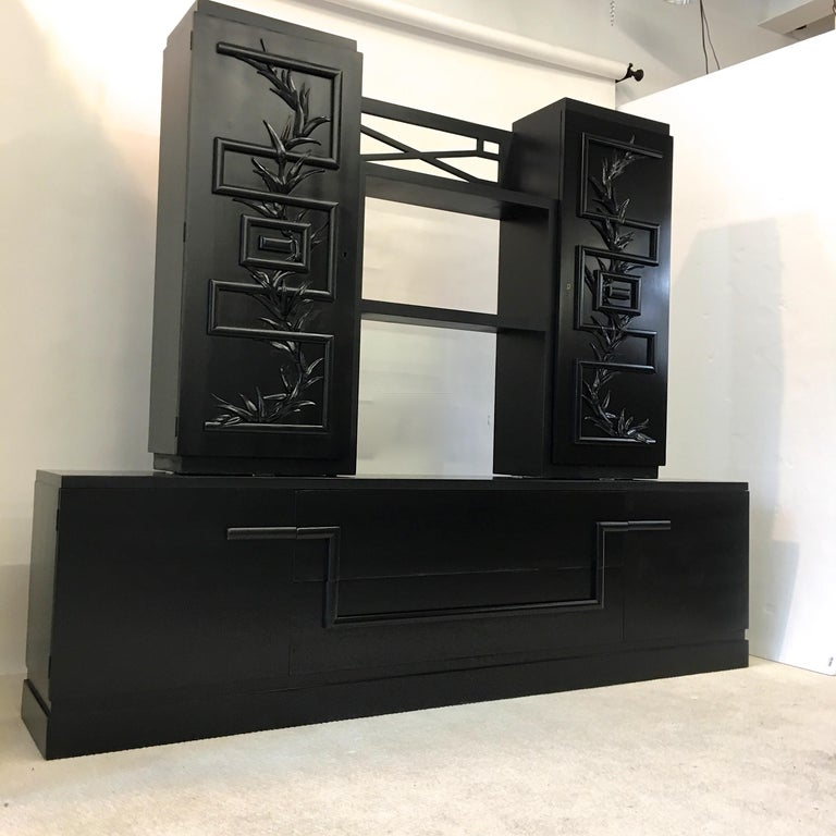 James Mont Console Cabinet For Sale 3