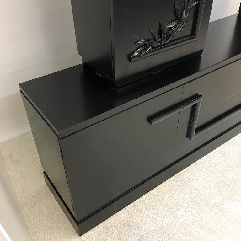 James Mont Console Cabinet For Sale 4