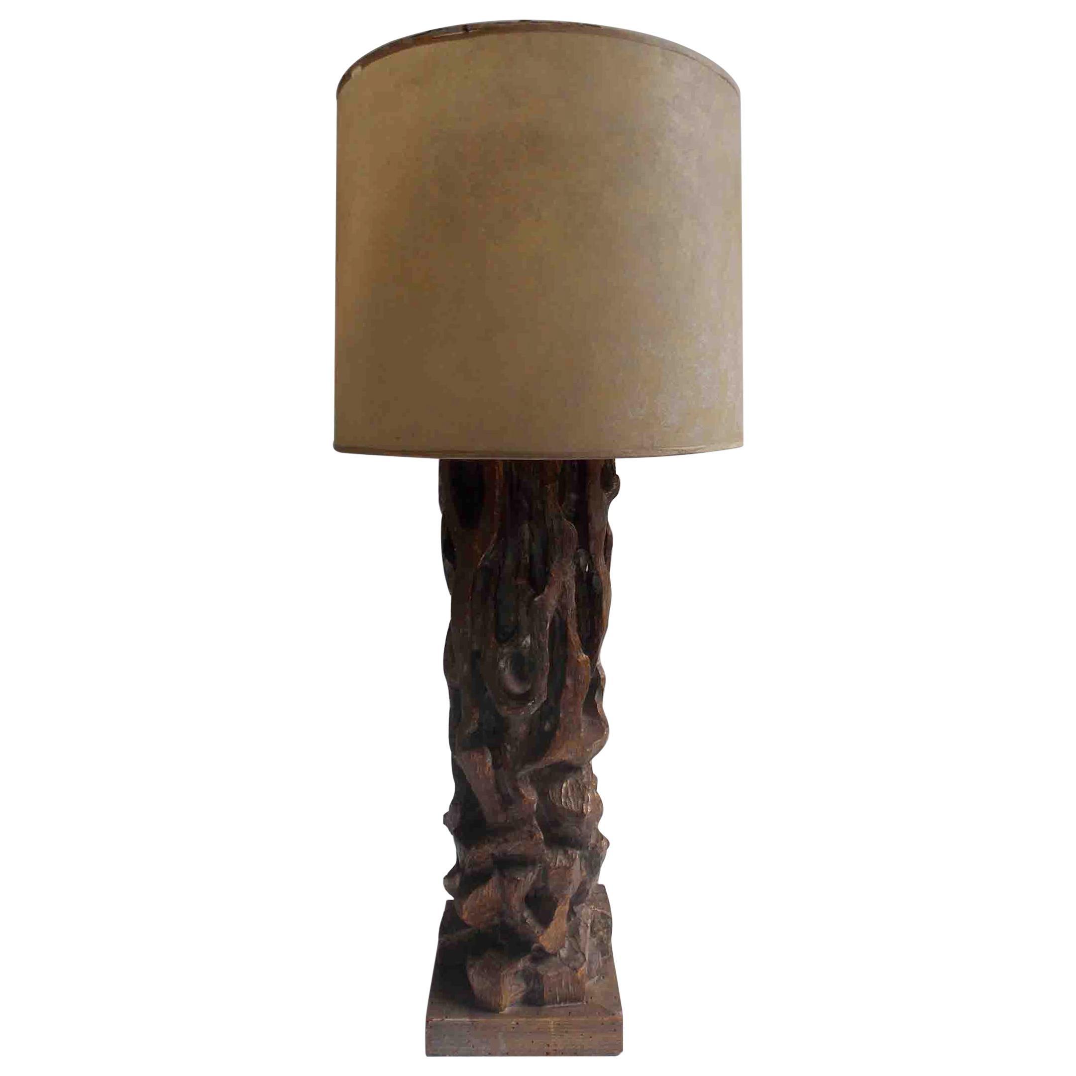 James Mont Lamp