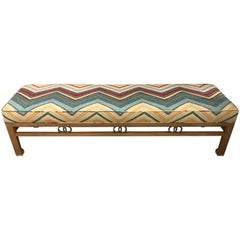 James Mont Style Long Bench