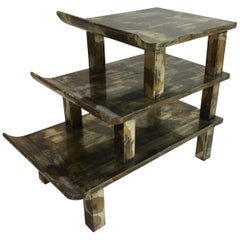 James Mont Pagoda Step Table