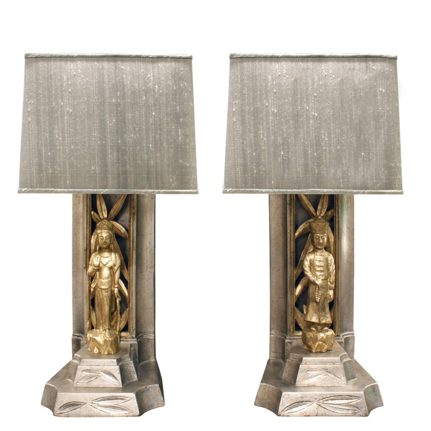 table off lenox lamps white gold base and lamp decor