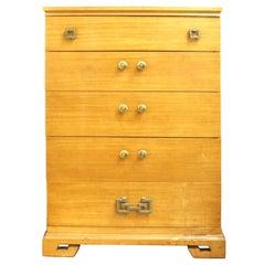 James Mont Style Chinoiserie Mid-Century Modern Dresser