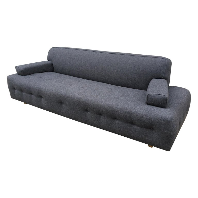 James Mont Style Sofa For Sale
