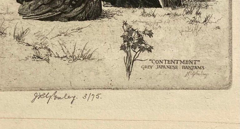Contentment - Aesthetic Movement Print by James Robert Granville Exley