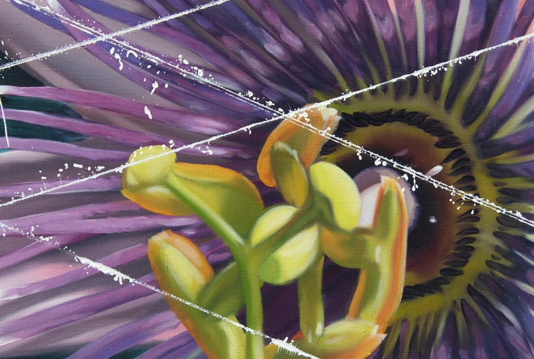 A painting by James Rosenquist.