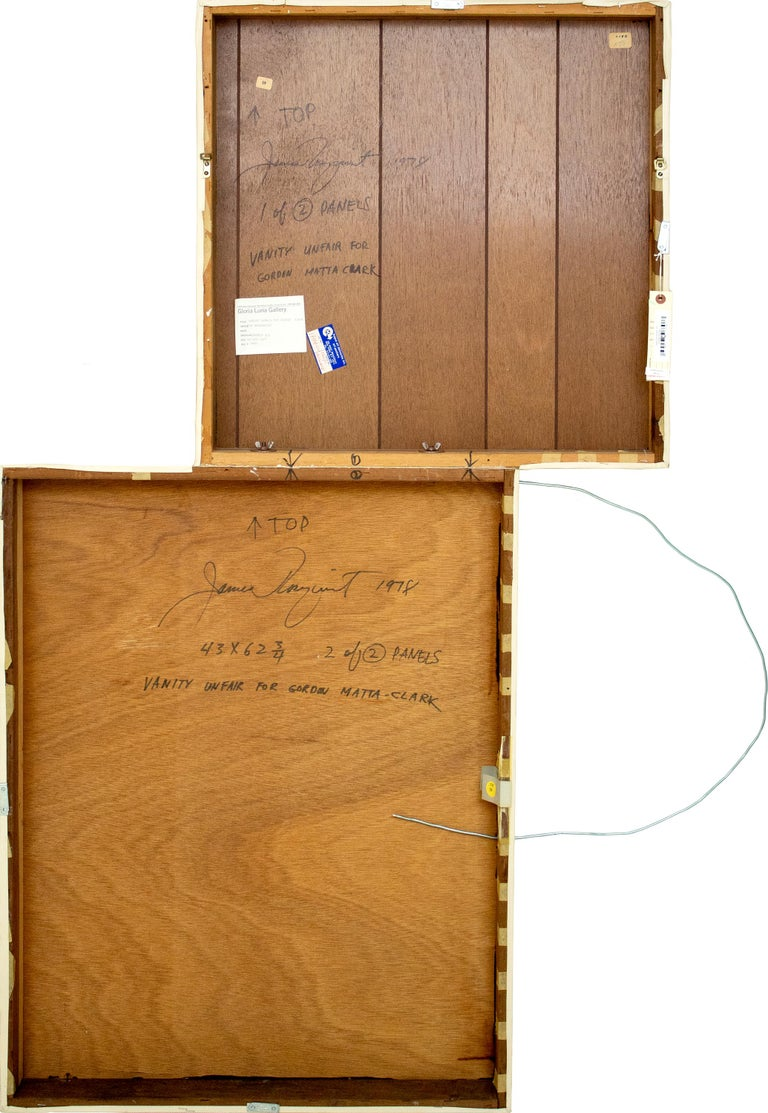 Vanity Unfair for Gordon Matta Clark For Sale 4