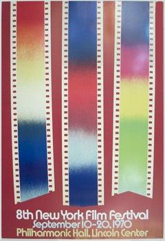 1970 After James Rosenquist 'Short Cuts, 8th New York Film Festival' Pop Art