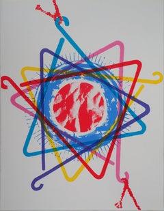 An Intrinsic Existence - Original lithograph