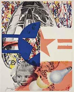 F-111(Leo Castelli Gallery Poster), James Rosenquist