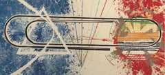 James Rosenquist 'Cold Rolled' 1974 Print