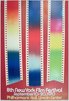"James Rosenquist-Short Cuts, 8th New York Film Festival-34.5"" x 23.75""-Poster"