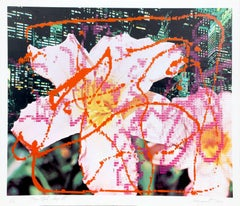 New York Says It, Pop Art Screenprint by James Rosenquist