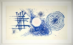 """Rogue Pad"" Original Etching by James Rosenquist"