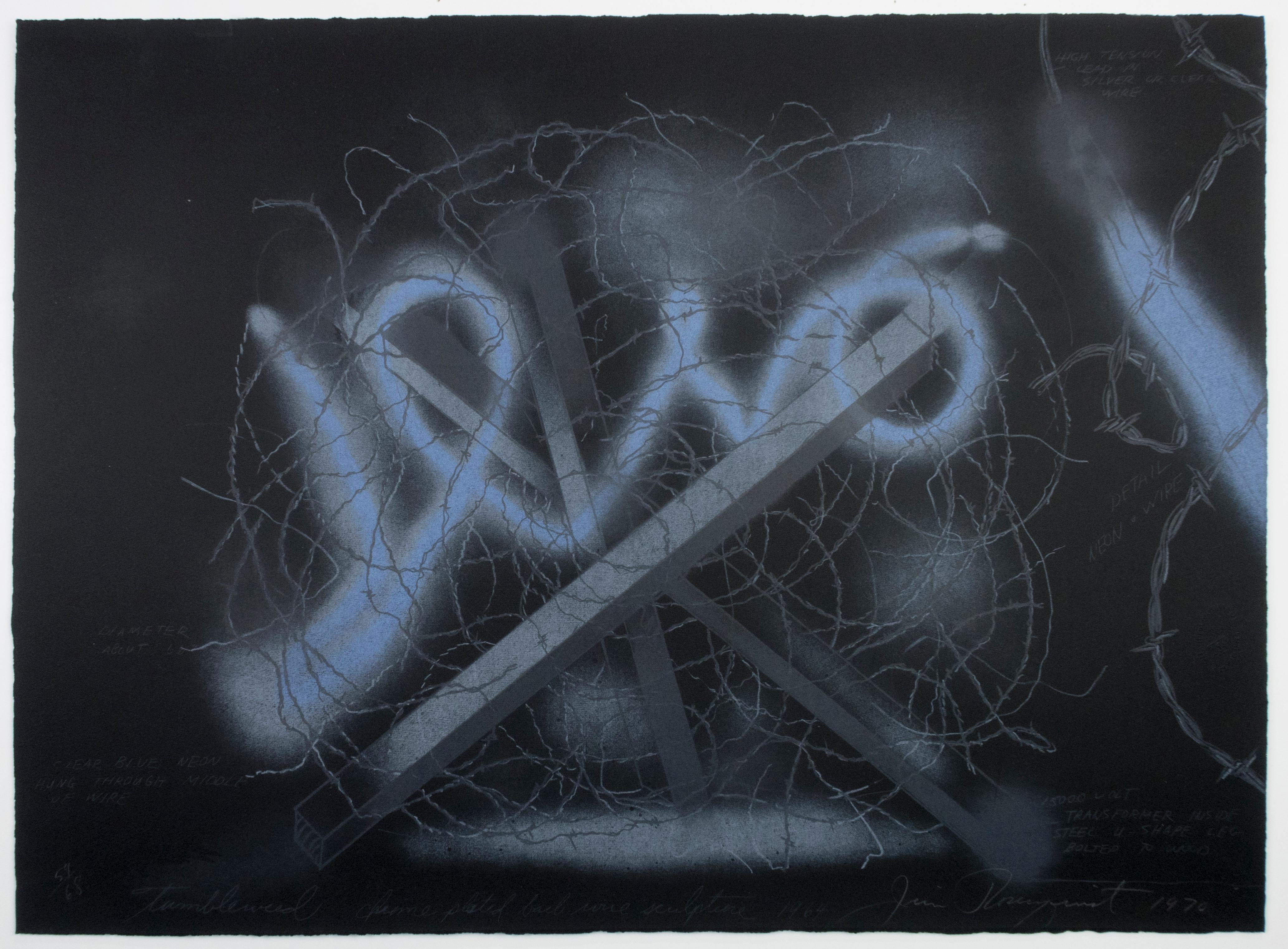 Tumbleweed, James Rosenquist
