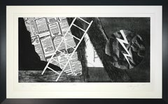 """""""Wind and Lightening"""" by James Rosenquist"""