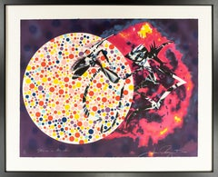 """""""Woman in the Sun"""" by James Rosenquist, 1991"""