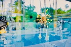 """William in Reflections"" James Schnepf Photograph Palm Springs Modernism"