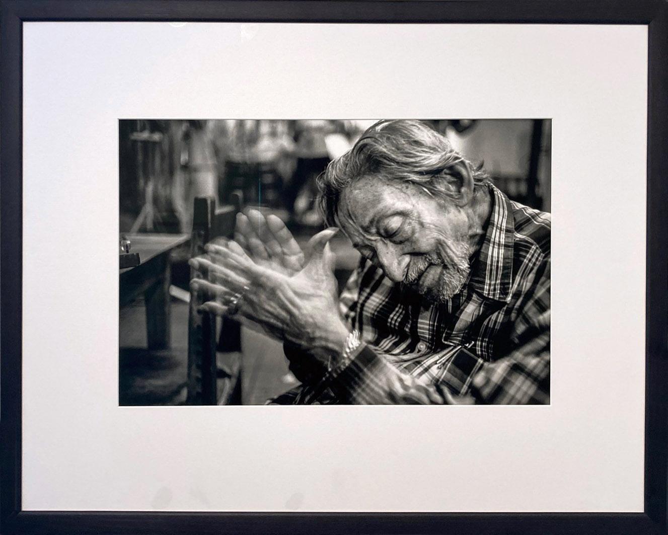 Dagoberto by James Sparshatt. Photography, Gelatin Print with Wood Frame, 2004