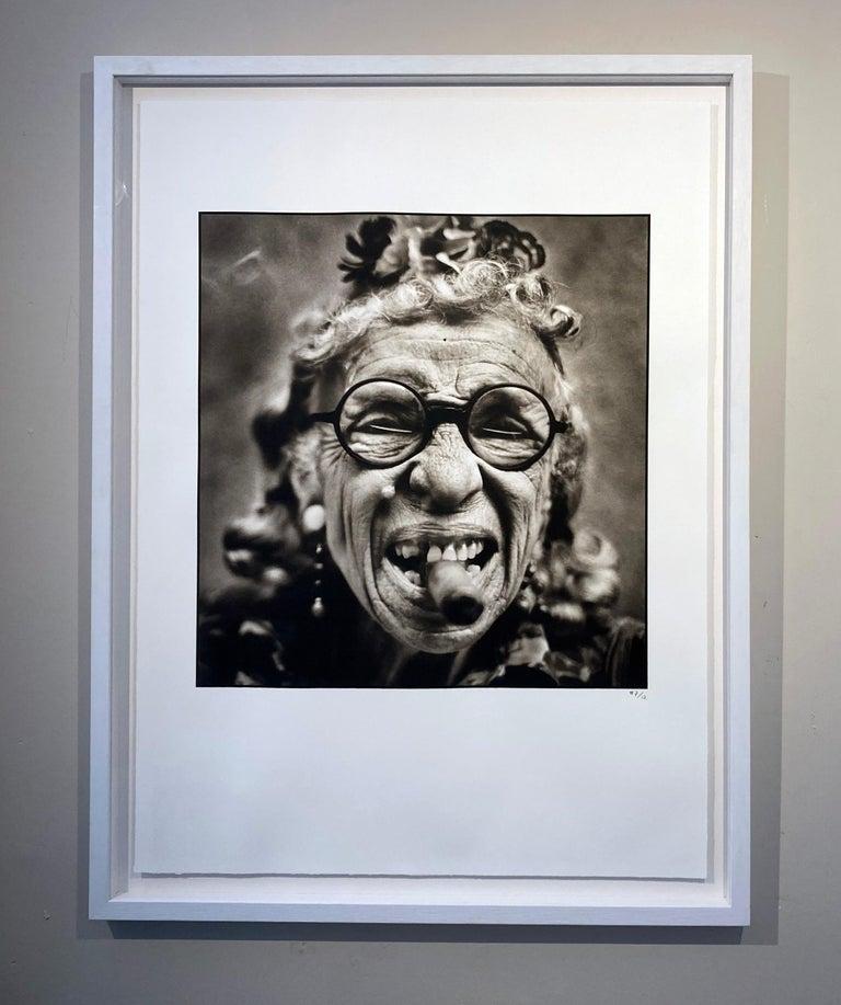 Graciela by James Sparshatt. Framed palladium platinum photograph. 2004 For Sale 1