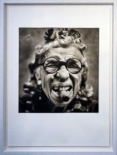 Graciela by James Sparshatt. Framed palladium platinum photograph. 2004