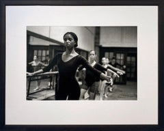 New Horizons by James Sparshatt, Silver Gelatin Print with Wood Frame, 2001