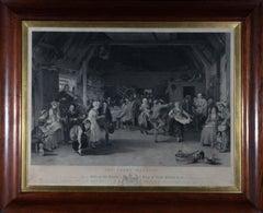 James Stewart (1791-1863) after Sir David Wilkie - Engraving, The Penny Wedding