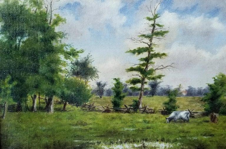 James Sword Landscape Painting - Landscape