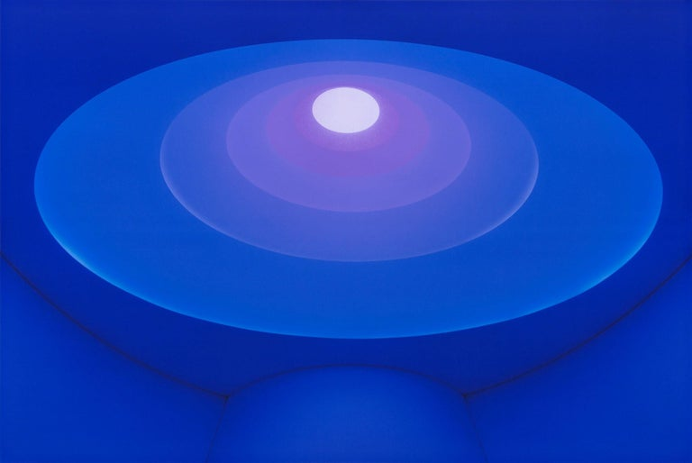 James Turrell Abstract Print - Aten Reign