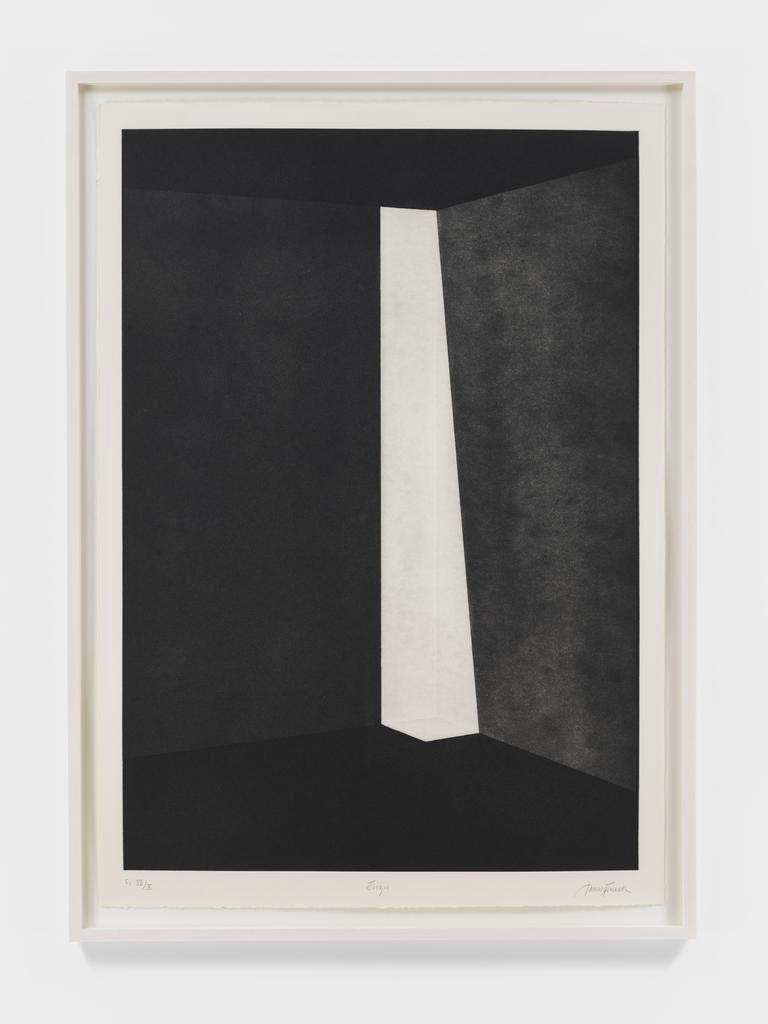First Light (Columns) - Print by James Turrell