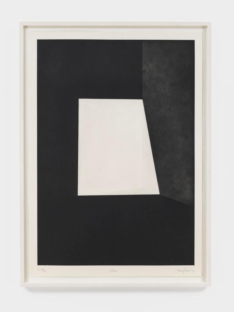 First Light (Parallelograms) - Contemporary Print by James Turrell