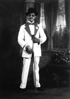 Portrait of an Actor, Harlem, 1929, by James Van Der Zee