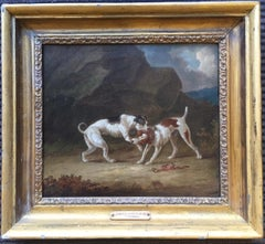 James Ward (1769 - 1859), Fighting Dogs