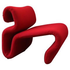 "Jan Ekselius ""Etcetera"" Lounge Chair, 1970s"
