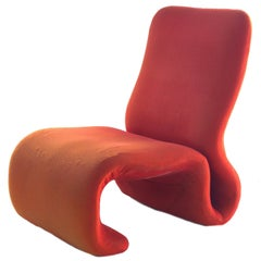 "Jan Ekselius ""Etcetera"" Lounge Chair"
