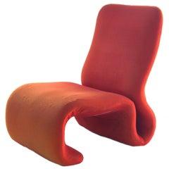 """Jan Ekselius """"Etcetera"""" Lounge Chair"""