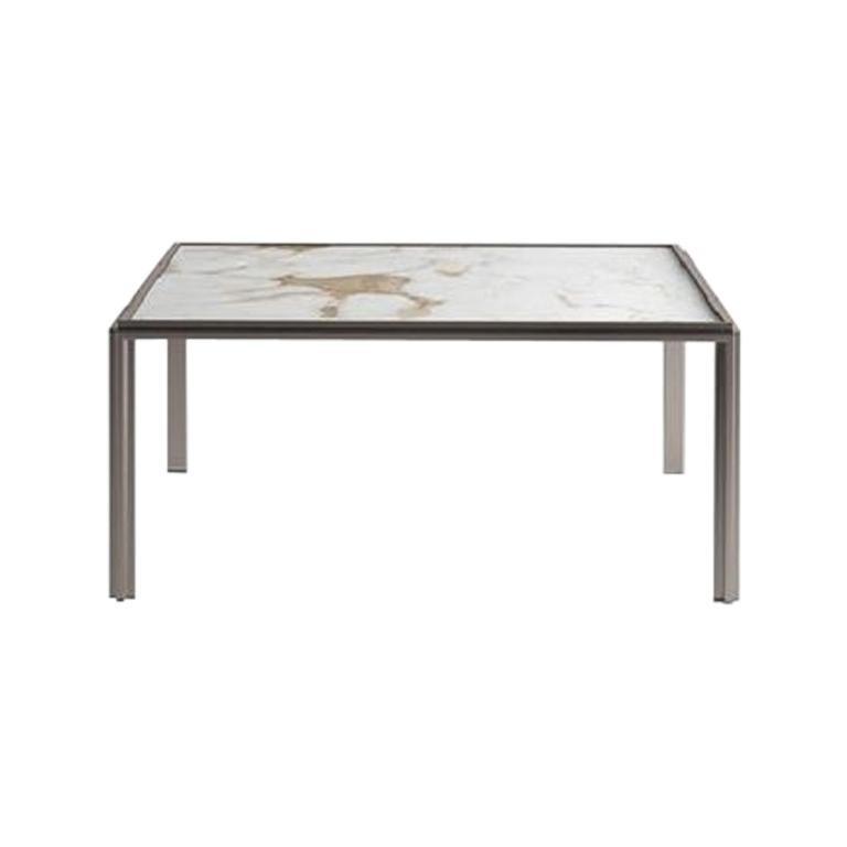 Molteni&C Jan Coffee Table Vincent Van Duysen Design Calacatta Gold Marble