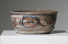 American Studio Pottery Bowl