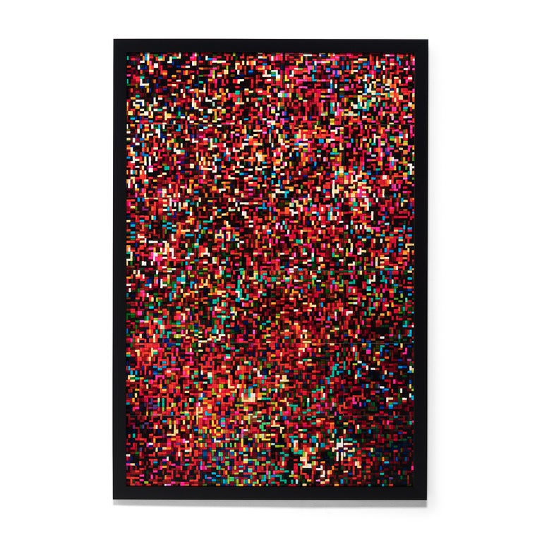 Milky Way - Painting by Jan Pieter Fokkens