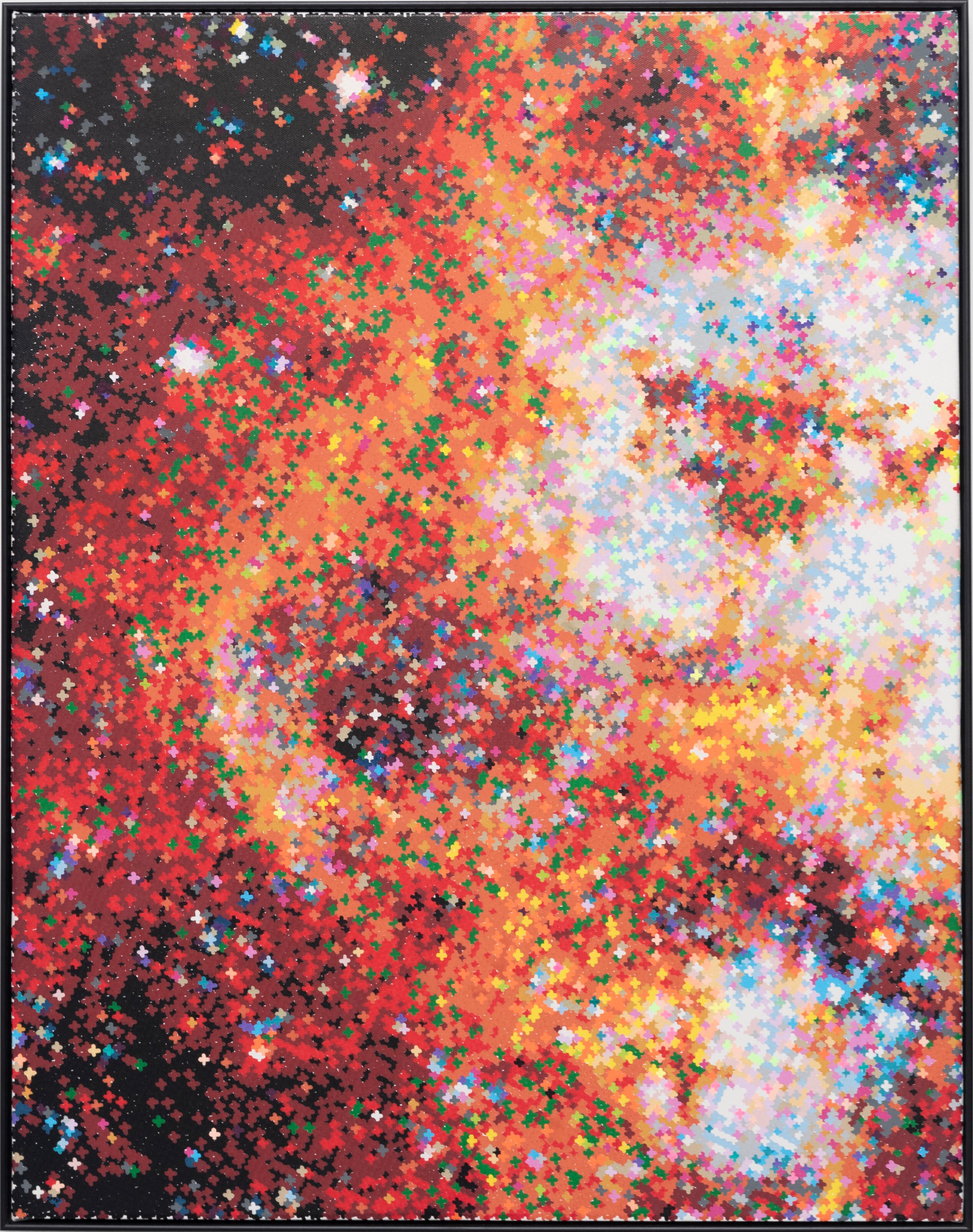 Study for Tarantula Nebula