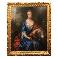 Jan van de Vaart Portrait of a Lady