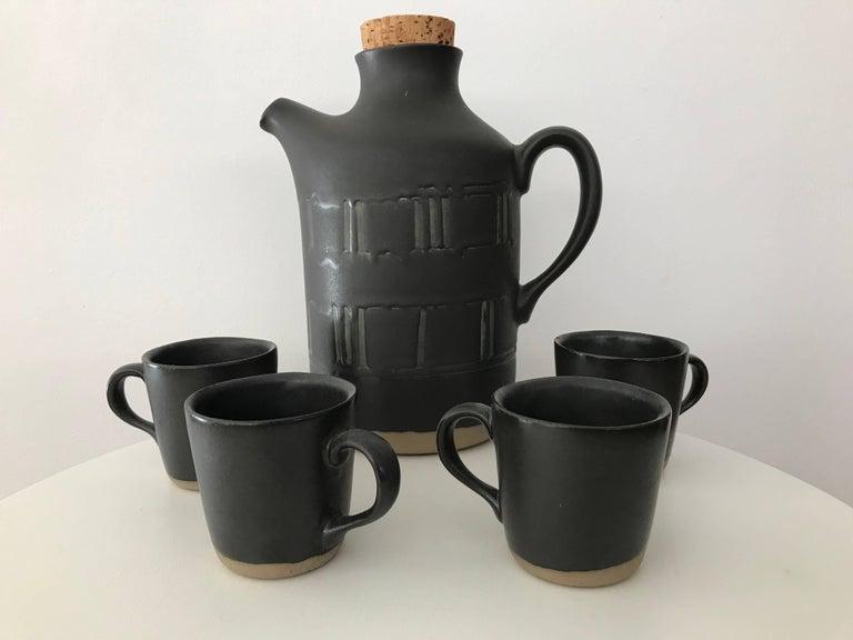 Jane And Gordon Martz For Marshall Studios Ceramic Serving