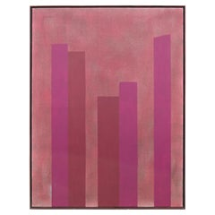 Modern Pink Toned Abstract