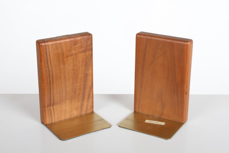 Mid-20th Century Jane and Gordon Martz Bookends for Marshall Studios For Sale