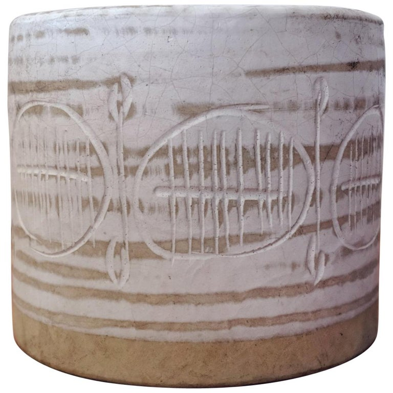 Jane and Gordon Martz Ceramic Planter, 1950s For Sale