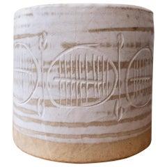 Jane and Gordon Martz Ceramic Planter